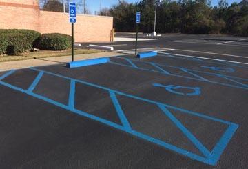 Parking Lot Asphalt Replacement