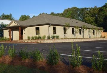 New Headquarters Office