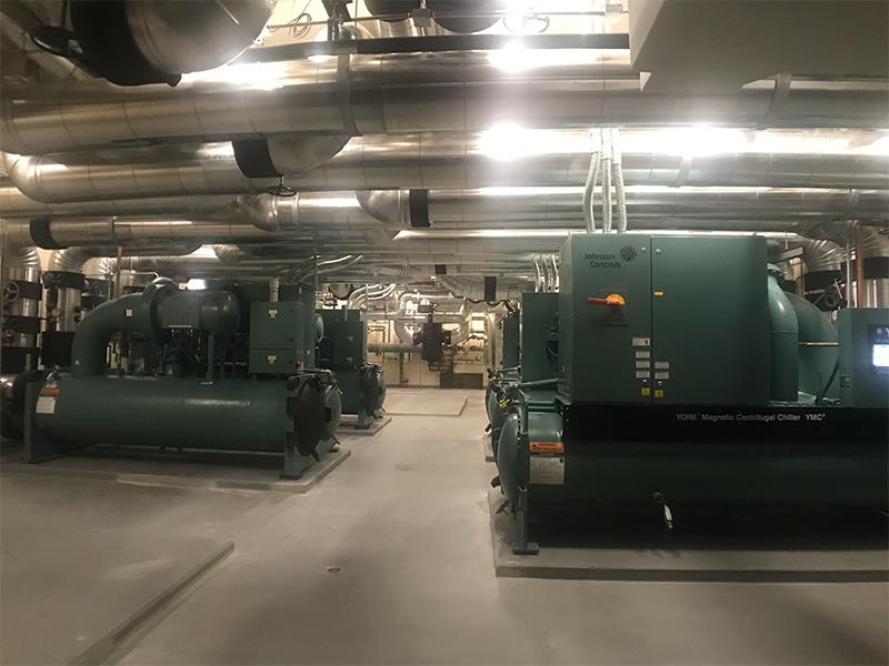 Upgrade VA Chiller Plant