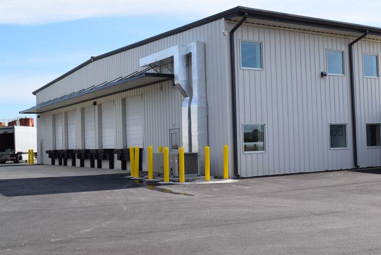 UPS Warehouse Renovations